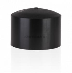 Заглушка литая ПНД 160мм (SDR11, PE100) ROFITT