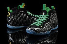 """Баскетбольные кроссовки Nike Air Foamposite One """"Oregon"""""""