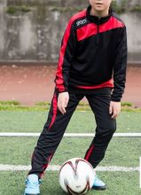 Детский спортивный футбольный костюм