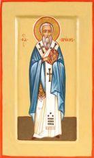 Прохор, апостол от 70-ти (рукописная икона)