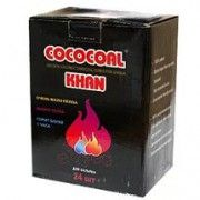 Уголь Cococoal Khan 24 шт.