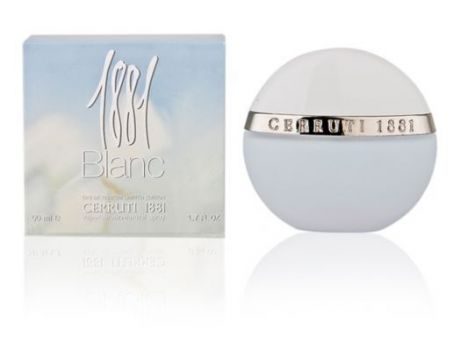 "Туалетная вода Cerruti ""1881 Blanc"", 50 ml"