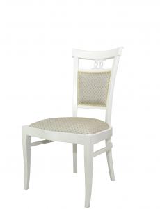 Каркас белый, без патинирования, ткань №36 Ореон
