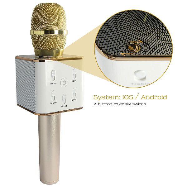 Караоке Микрофон Орбита Q7