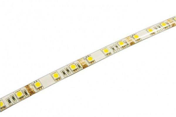 Светодиодная лента Jazzway 12В  холодный белый 14.4w/m IP65