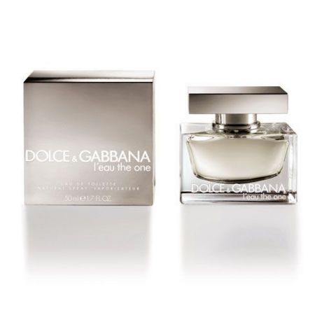 "Туалетная вода Dolce and Gabbana ""L`eau The One"", 75 ml"