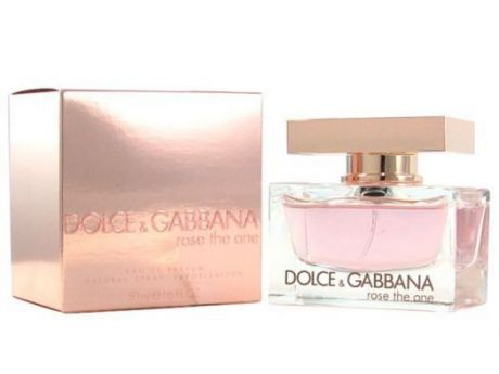 """Парфюмерная вода Dolce and Gabbana """"Rose The One"""", 75 ml"""