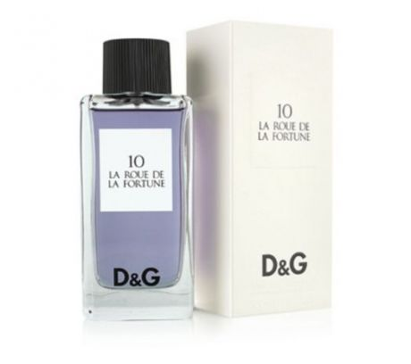 "Туалетная вода Dolce and Gabbana""10 La Roue De La Fortune"", 100ml"