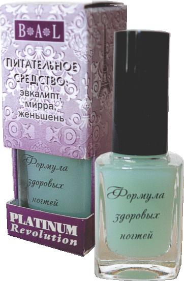 09 Platinum Revolution Питательное средство: эвкалипт, мирра, женьшень