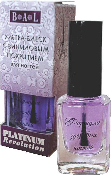 17 Platinum Revolution Ультра-блеск с виниловым покрытием для ногтей