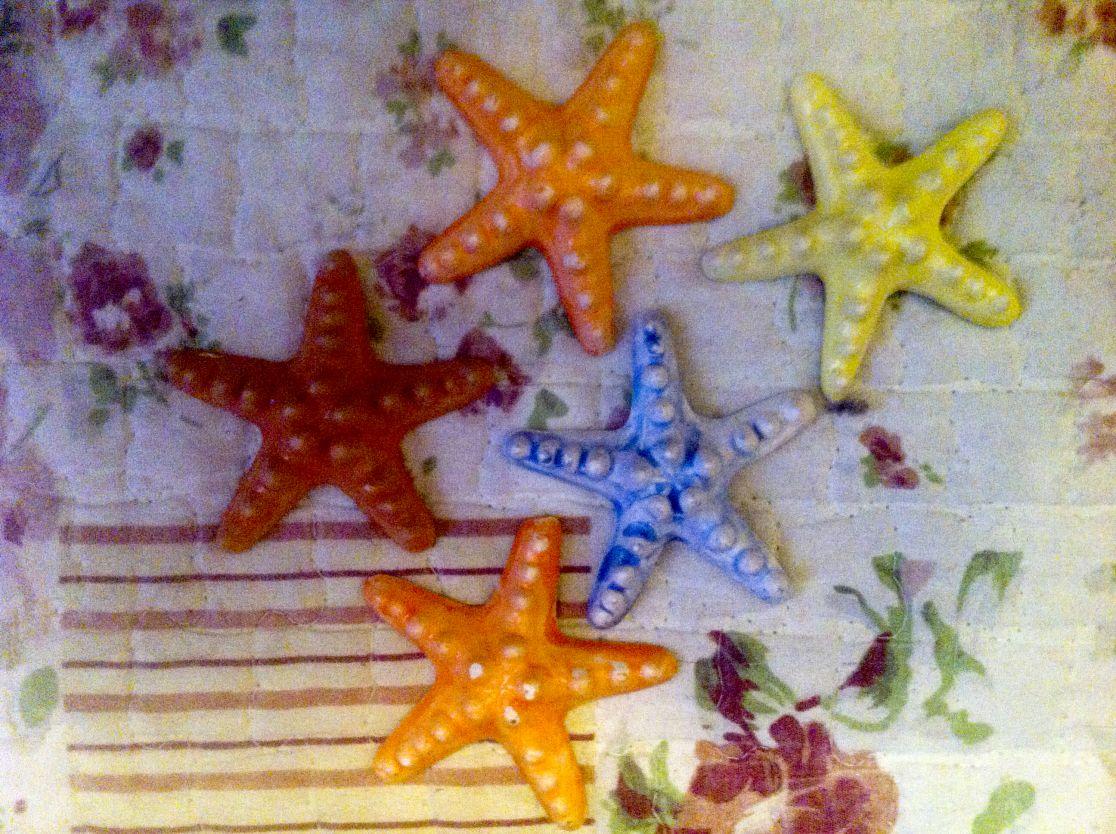 Керамическая звезда