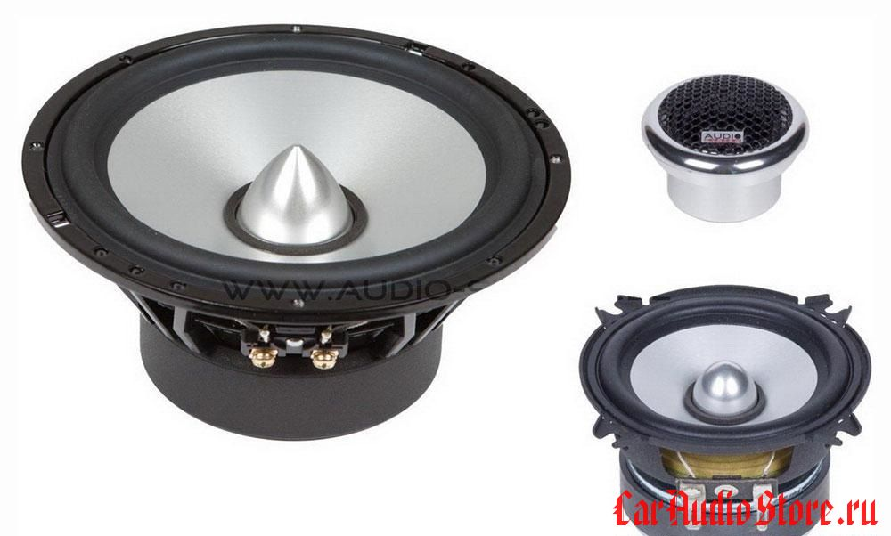 Audio System HX 165 PHASE 3-WAY