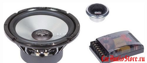 Audio System HX 165 DUST