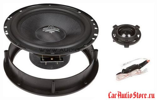 Audio System M 165 Golf VI + VII