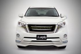 Решетка радиатора  (Jaos) для Toyota Land Cruiser Prado 150 2013