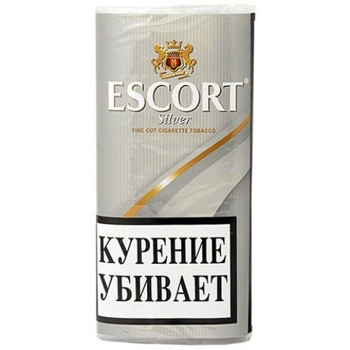 Табак для самокруток Escort Silver