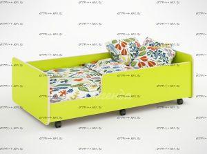 Кровать Легенда-24 (80Х160)