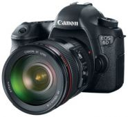 Canon EOS 6D Kit 24-105mm1.4l