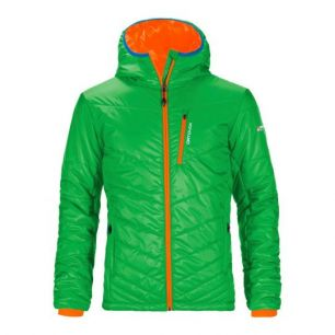 ORTOVOX Piz Bianco Jacket Men absolute green