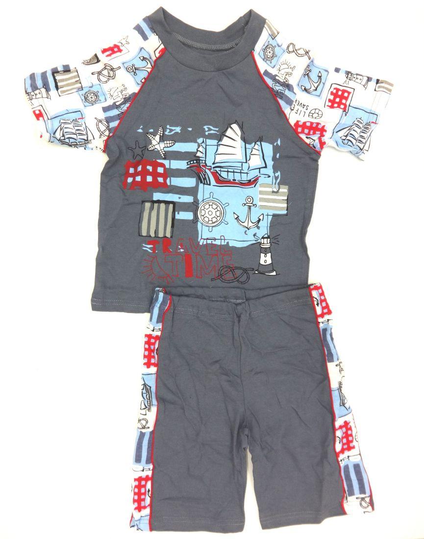 Пижама для мальчика Моряк