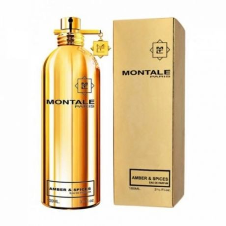 """Парфюмерная вода Montale """"Amber and Spices"""", 100 ml"""