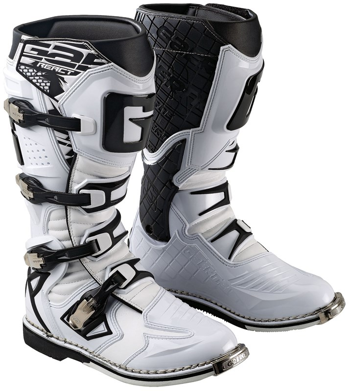 Gaerne - G-React Goodyear мотоботы, белые