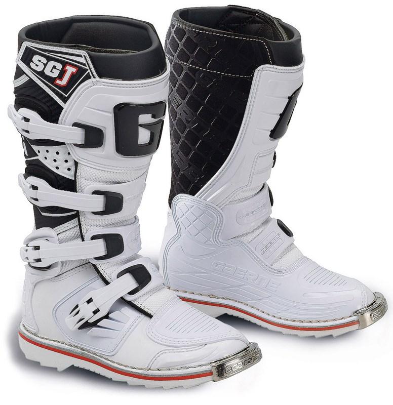 Gaerne - SG-J мотоботы, белые