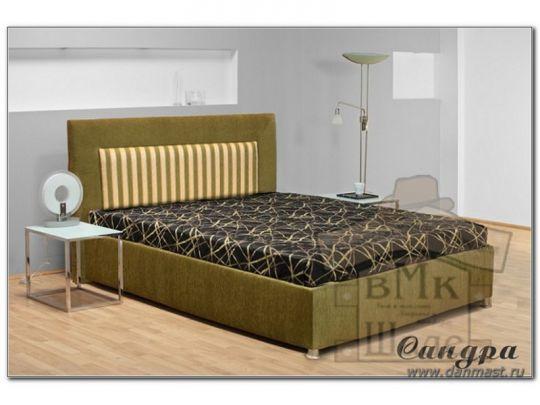 Кровать Сандра мягкая