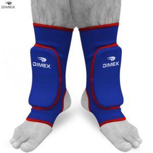 Суппорты стопы Dimex MMA Protector Blue