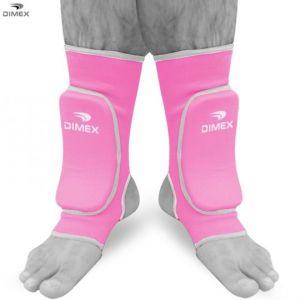 Суппорты стопы Dimex MMA Protector Pink