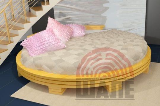 Кровать круглая Арена
