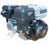 Zongshen (Зонгшен) GB 200 (S-Тип) четырехтактный бензиновый китайский двигатель для болотохода, мотовездехода мощностью 6,5 л.с., диаметр вала 20,0 мм.
