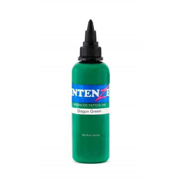 Intenze Dragon green