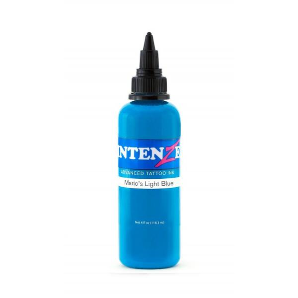 SALE Intenze Mario's light blue 120ml
