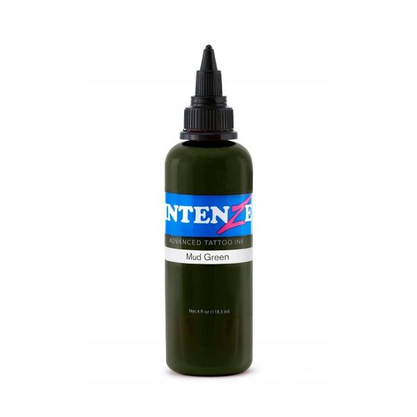 Intenze Mud Green