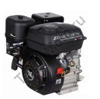 Zongshen (Зонгшен) ZS 168FA четырехтактный бензиновый китайский двигатель для мотоблока, мотокультиватора мощностью 5,5 л.с., диаметр вала 19,05 мм.
