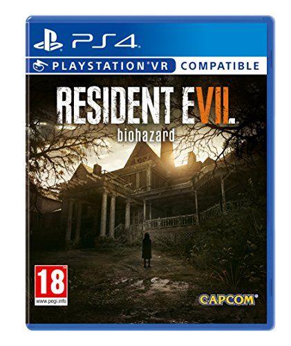 Игра Resident Evil 7 Biohazard (PS4, PS VR)