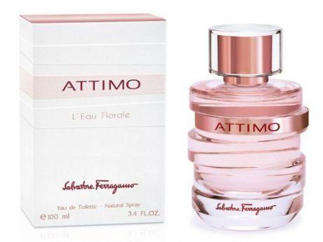 "Парфюмерная вода Salvatore Ferragamo ""Attimo L`Eau Florale"", 100 ml"