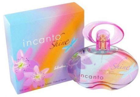 """Туалетная вода Salvatore Ferragamo """"Incanto Shine"""", 100 ml"""