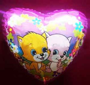 Сердце Котята