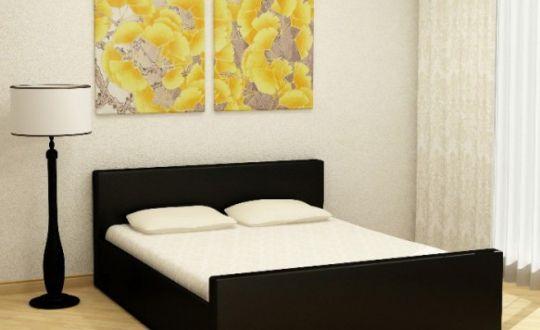 Кровать Белла мягкая