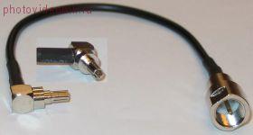 Антенный адаптер для модемов и мобильных роутеров 3G  4G FME - TS9