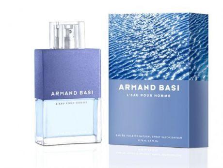 """Туалетная вода Armand Basi """"L'Eau Pour Homme"""", 75 ml"""