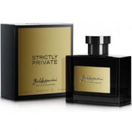 "Туалетная вода Baldessarini ""Strictly Private"", 90 ml"