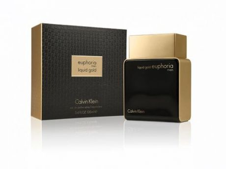 "Парфюмерная вода Calvin Klein ""Euphoria Gold Men"", 100 ml"