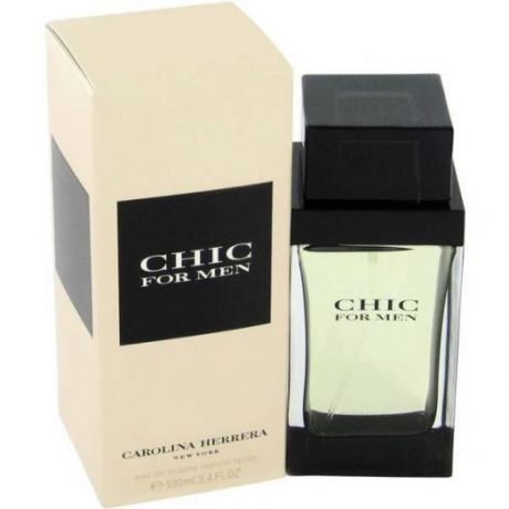 "Туалетная вода Carolina Herrera ""Chic For Men"", 100 ml"
