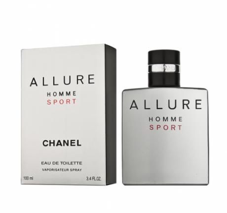 """Туалетная вода Chanel """"Allure Homme Sport"""", 100 ml"""