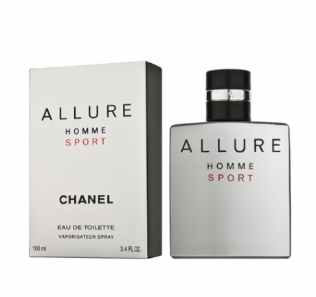 "Туалетная вода Chanel ""Allure Homme Sport"", 100 ml"