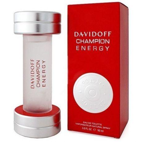 "Туалетная вода Davidoff ""Champion Energy"", 90 ml"