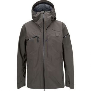 Peak Performance Heli Alpine GTX Jacket Black/Olive